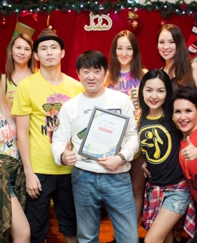 Zumba Party in Jida Atyrau (1)