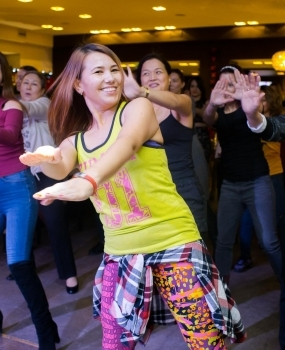 Zumba Party in Jida Atyrau (3)
